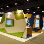 ESMO Asia Exhibition Booth